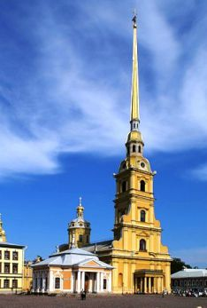 петропавловский собор фото санкт-петербург